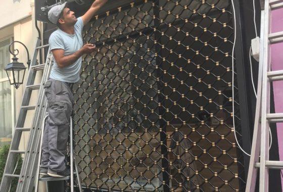 Déblocage rideau métallique Taverny95150