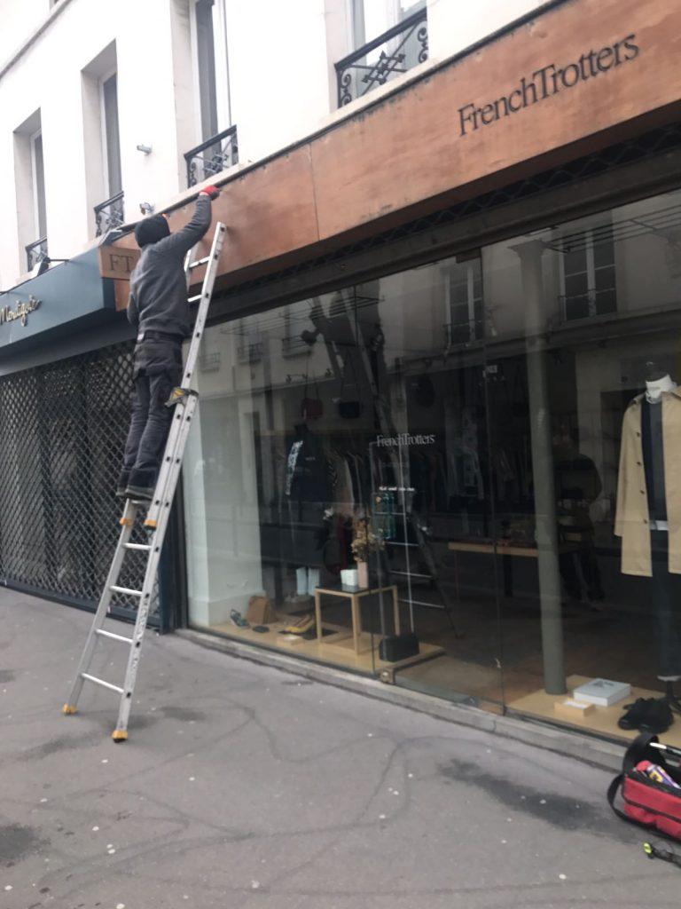 Spécialiste rideaux métalliques Montmagny